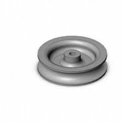 pulley stl file