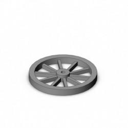 Wheel stl file