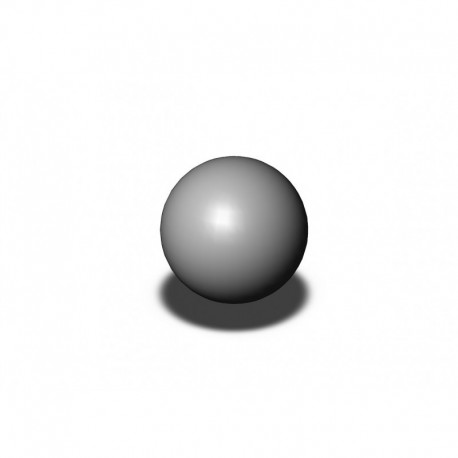 Sphere stl file