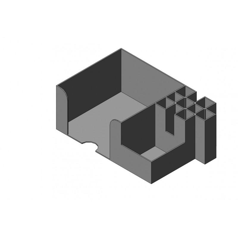 Pen Holder Stl File For 3d Printing