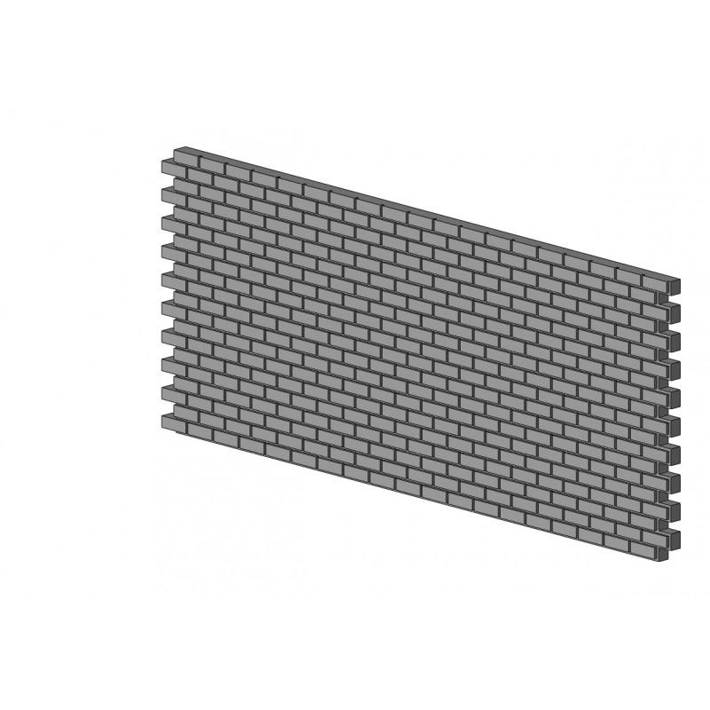 Brick Wall Stl File For 3d Printing